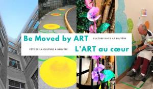 Be Moved by ART at Bruyère